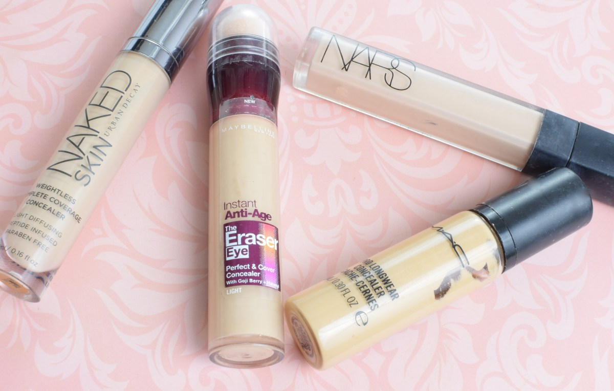 The hunt for a Holy Grail Concealer