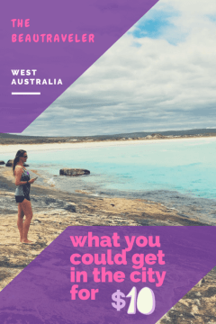What You Could Get in West Australia for $10