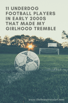 11 Underdog Football Players in Early 2000s That Made My Girlhood Tremble - The BeauTraveler