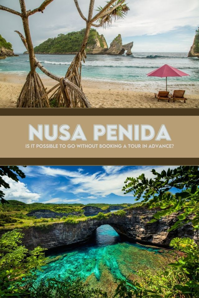 Travel to Nusa Penida Without Booking A Tour in Advance