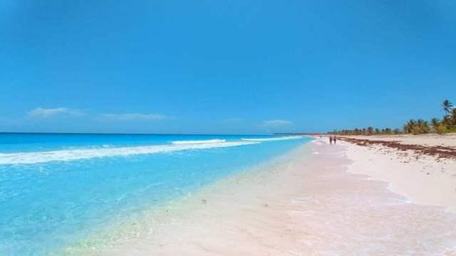 Punta Cana Bavaro Playa Arena Gorda.