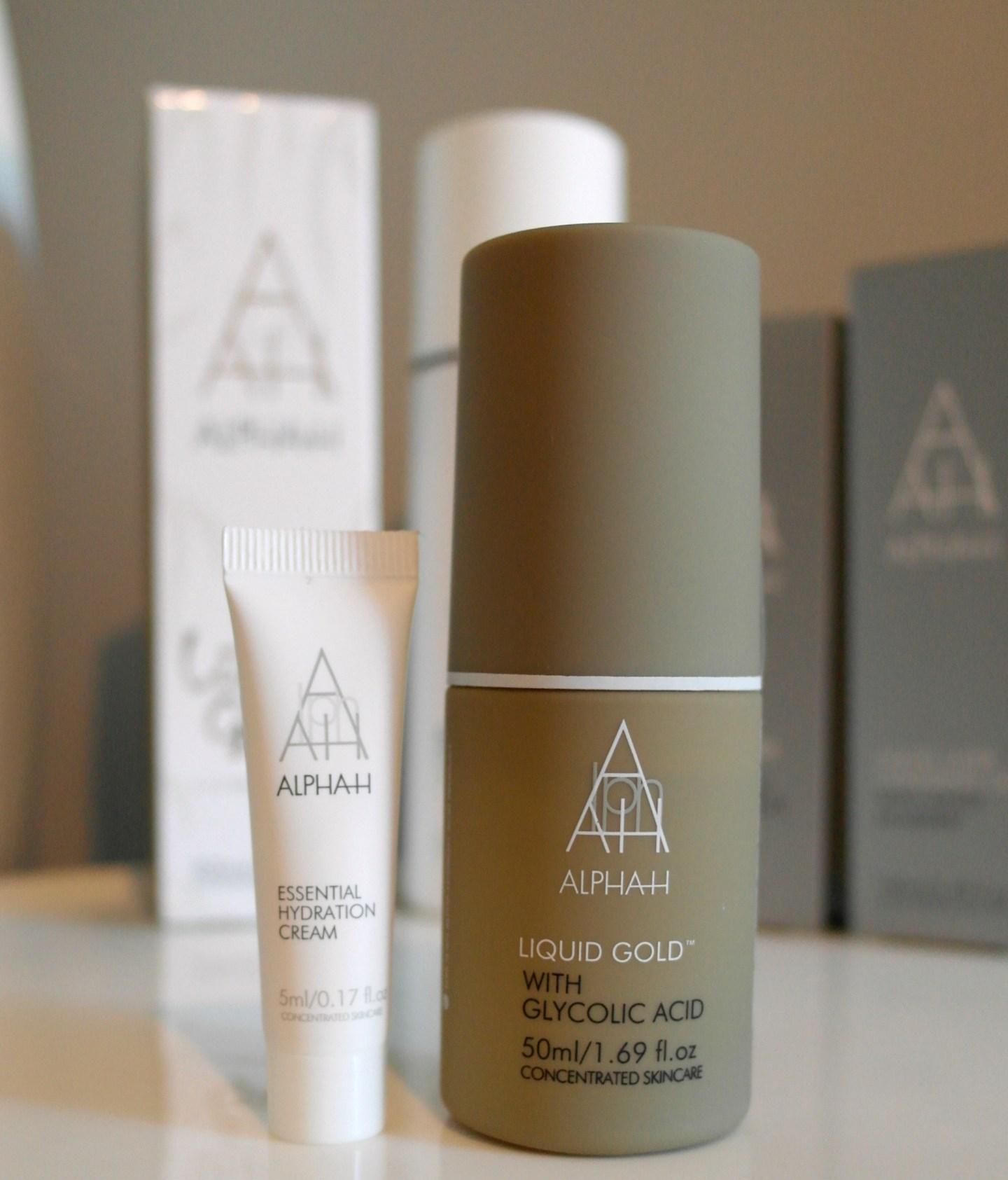 Alpha H Freebies - Essential Hydration Cream & 50ml Liquid Gold