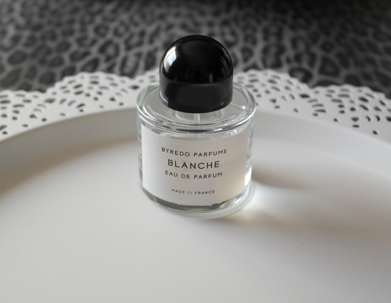 June Favourites - Byredo Blanche Eau De Parfum