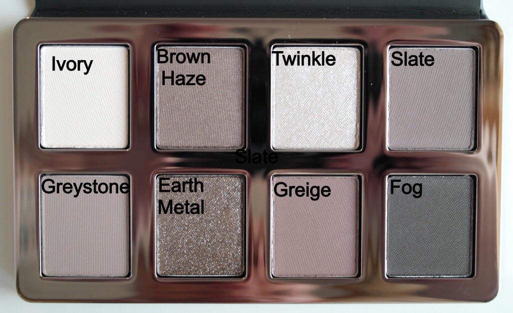 Bobbi Brown Greige Palette