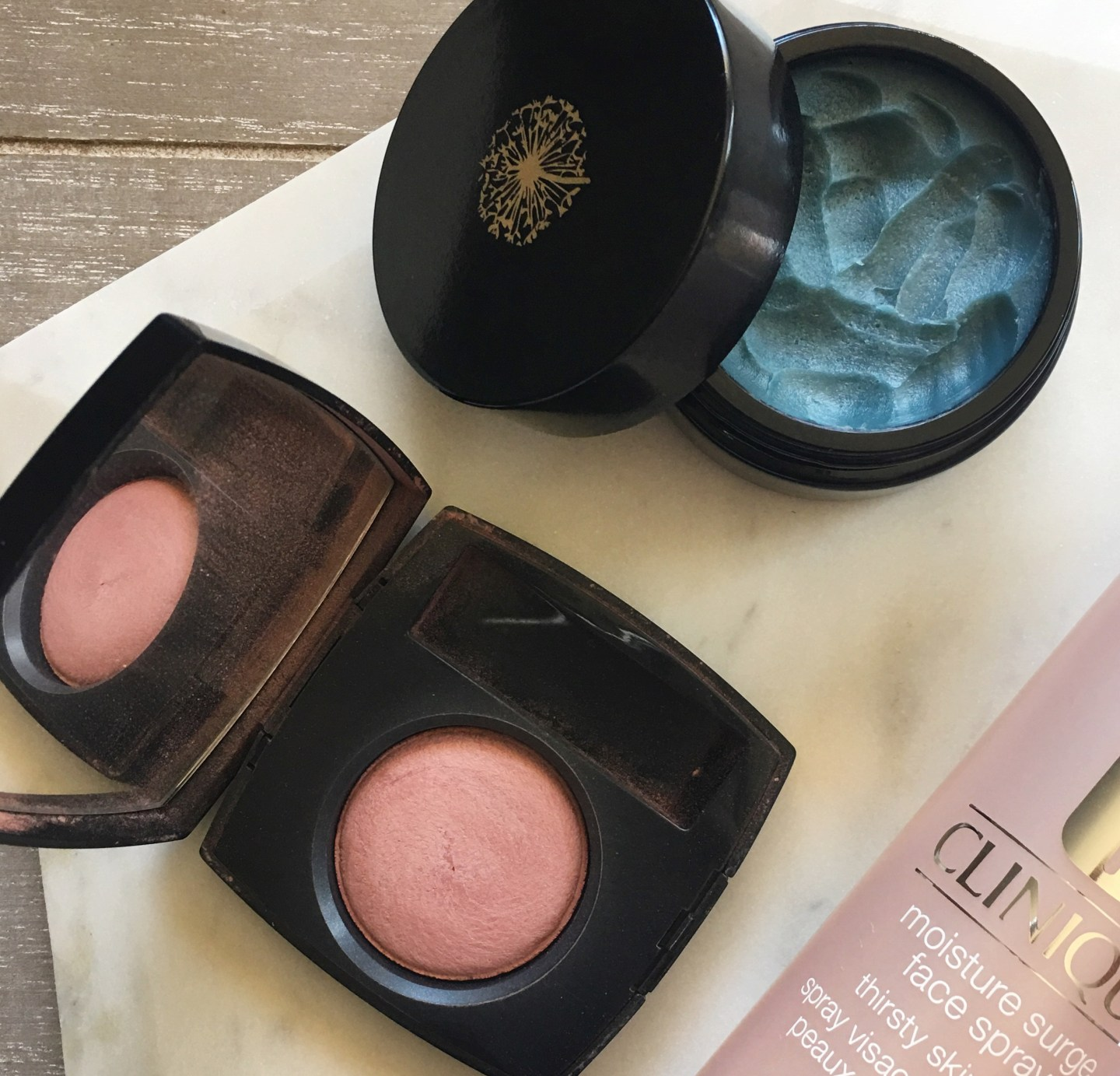 Chanel Rose Dust & May Lindstrom Skin The Blue Cocoon