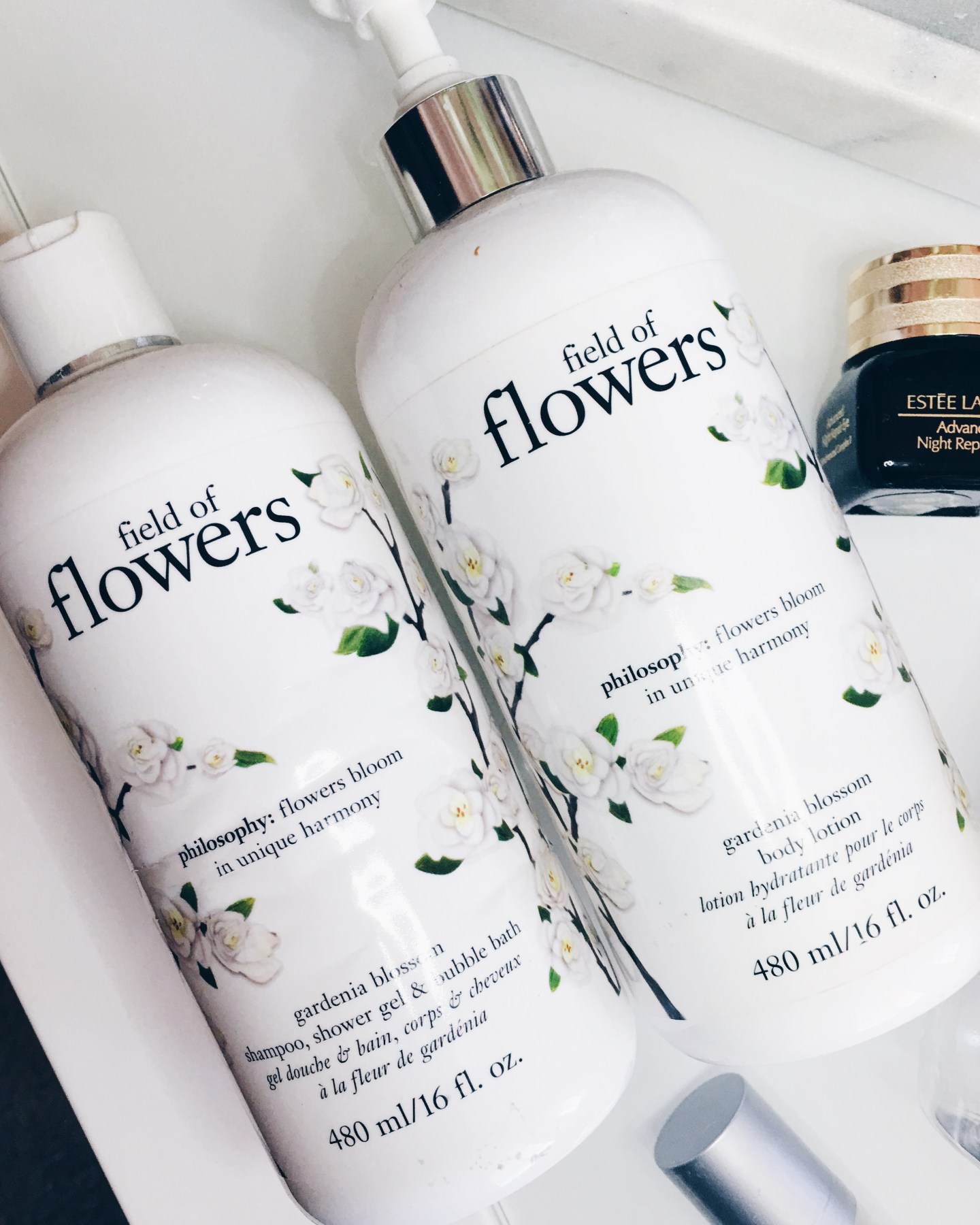 Philosophy Shower Gel and Body Lotion