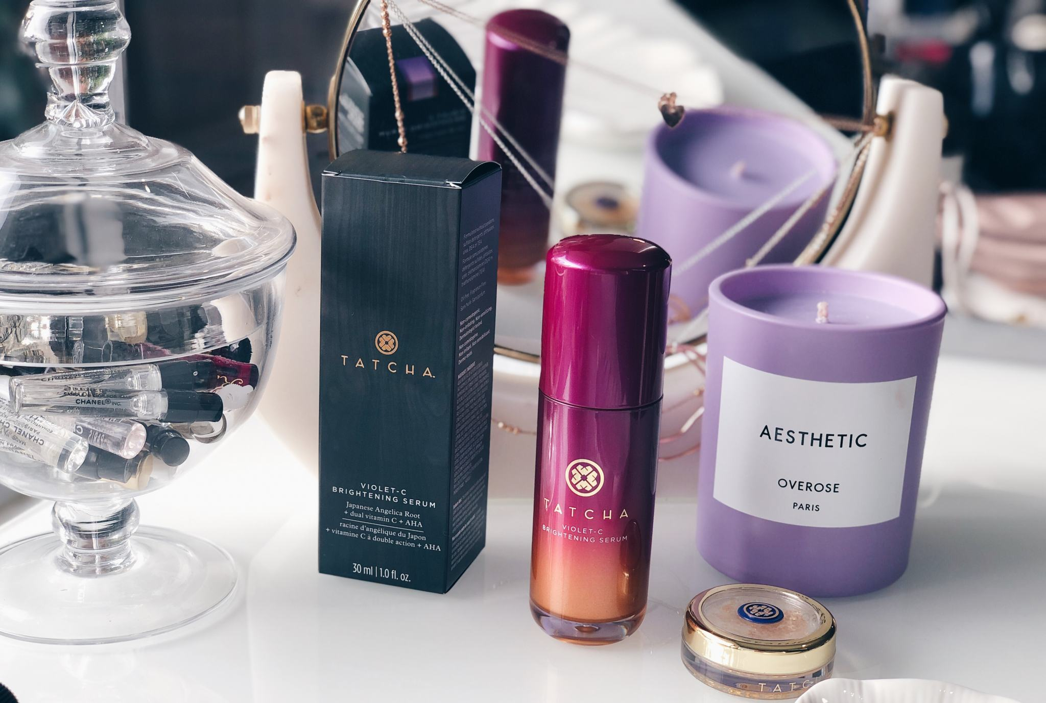 Tatcha Violet-C Brightening Serum – Review