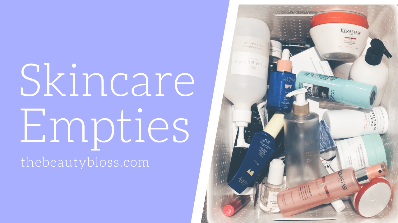 Empties November 2019- Part One