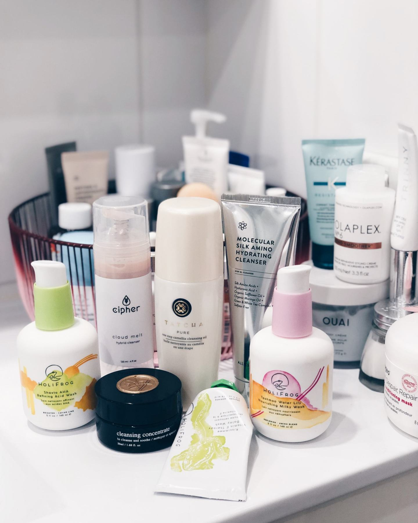 Current Cleanser Situation
