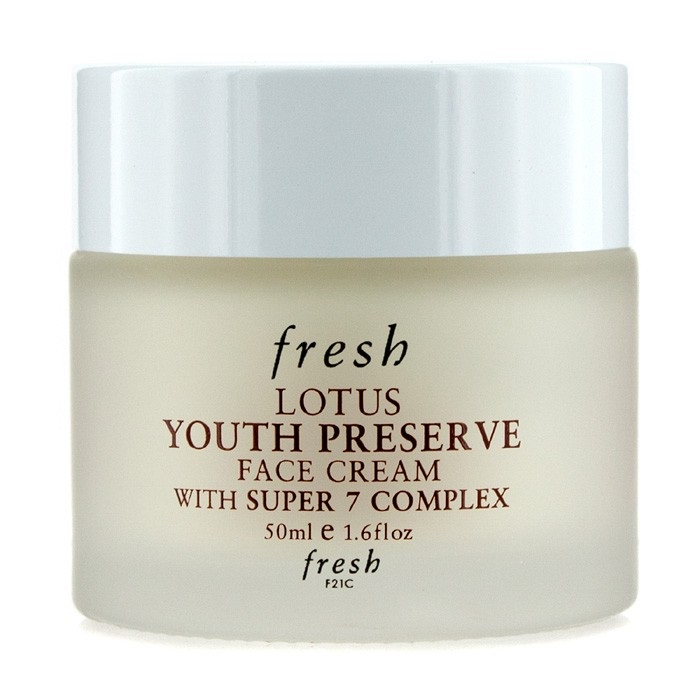 Fresh Lotus Youth Preserve Face Cream Price