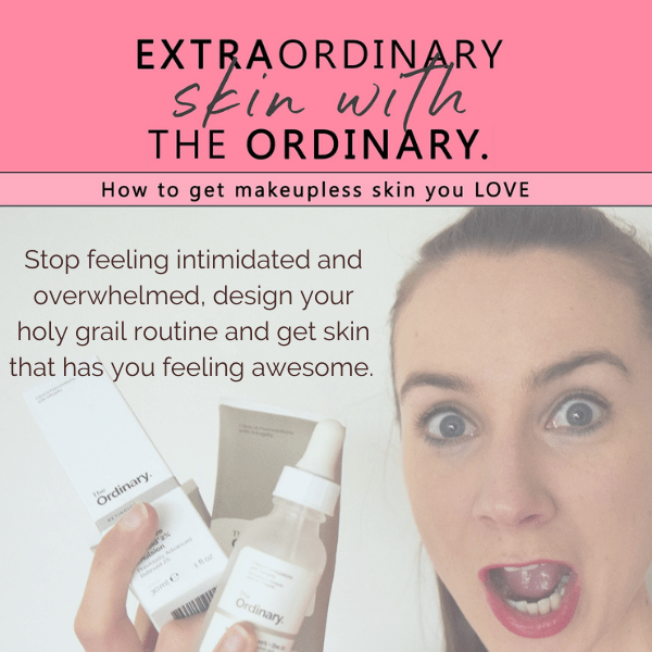 How to use The Ordinary Skincare