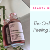Beauty Hero: The Ordinary AHA 30% + BHA 2% Peeling Solution: