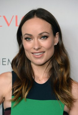 "NEW YORK, NY - JUNE 17: Actor Olivia Wilde attends Sony Pictures Classics' ""Third Person"" screening hosted by The Cinema Society and Revlon at Landmark Sunshine Cinema on June 17, 2014 in New York City. (Photo by Dimitrios Kambouris/Getty Images)"