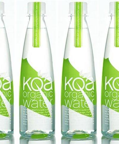 Now we have organic water. I am not kidding – this is a real thing!!!