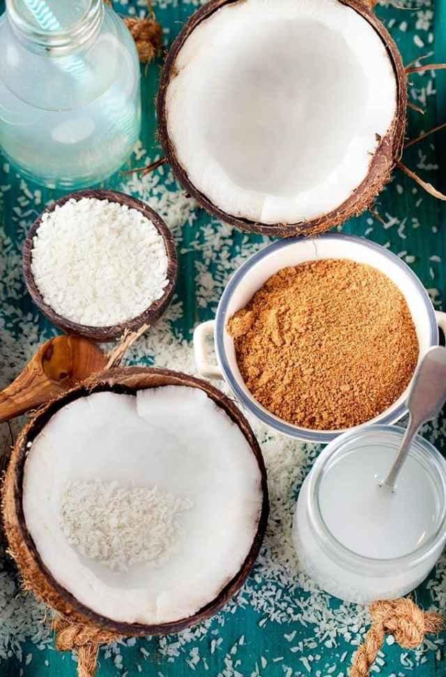 coconut oil beauty 2