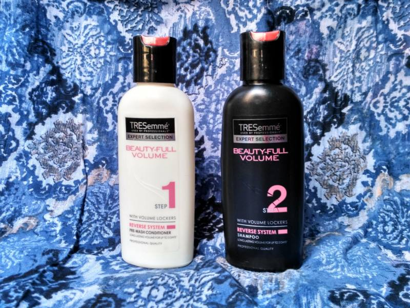 TRESemme Beauty-Full Volume Shampoo & Conditioner Review