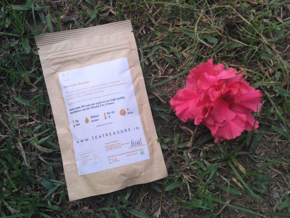 Tea Treasure Review