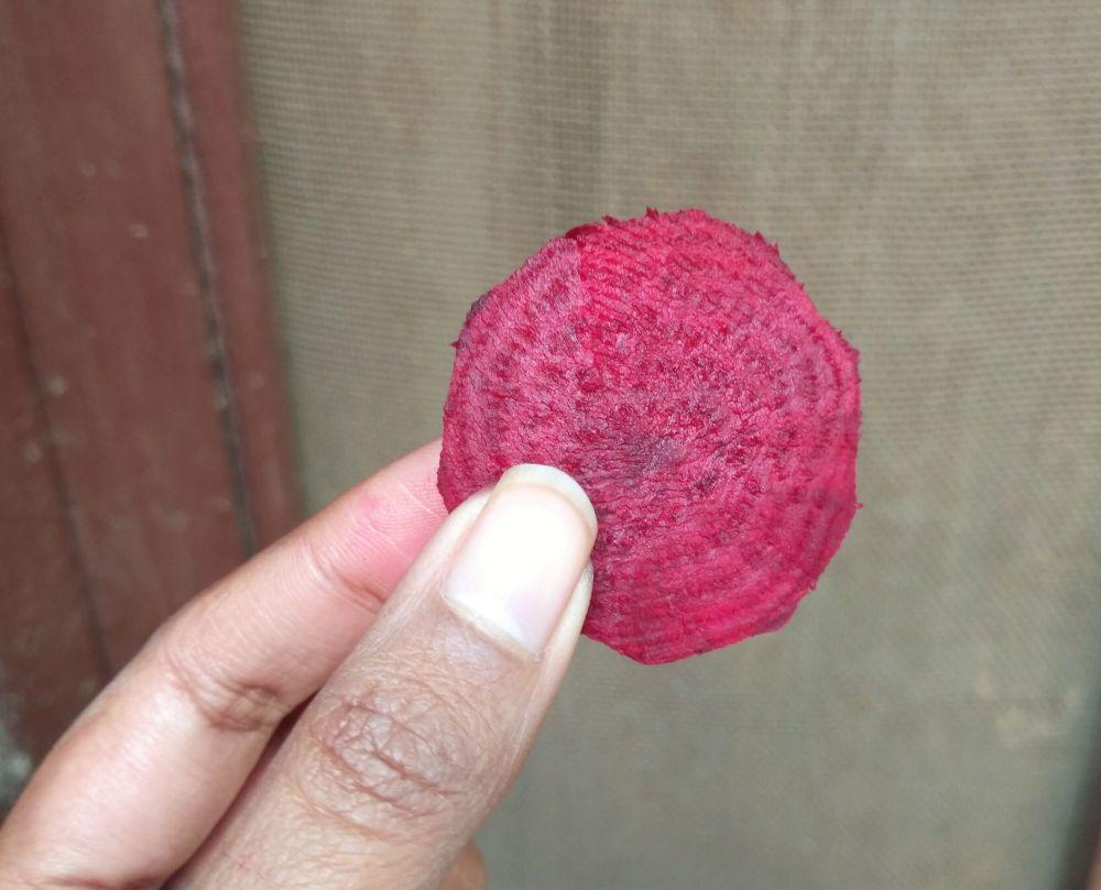 Natural Beetroot Tinted Lip Balm