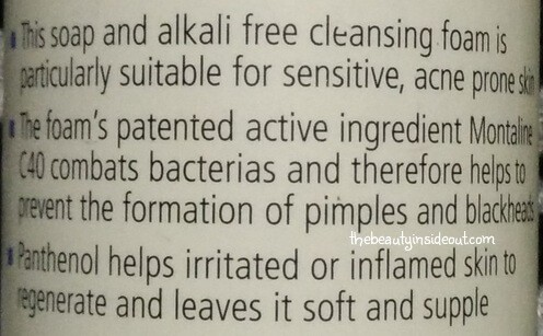 sebamed-clear-face-cleansing-foam-description