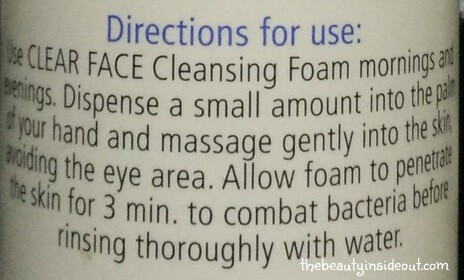 sebamed-clear-face-cleansing-foam-usage
