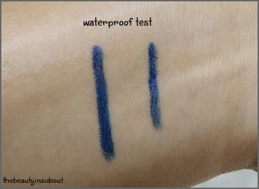 Sugar Twist And Shout Fadeproof Kajal is completely waterproof