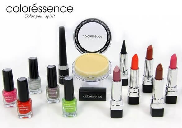Cruelty-Free Makeup Brand - Coloressence