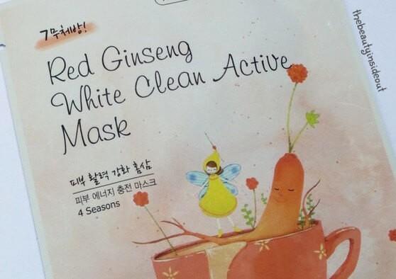 Korean Face Mask Sheet