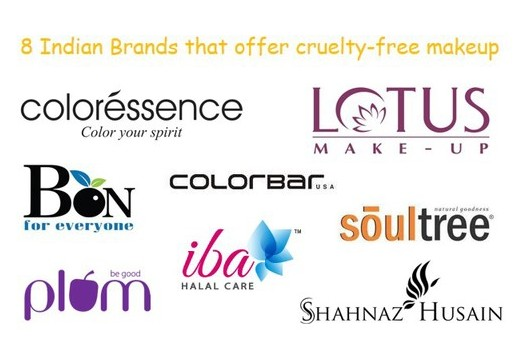 10 Indian Brands that offer Cruelty-Free Makeup !