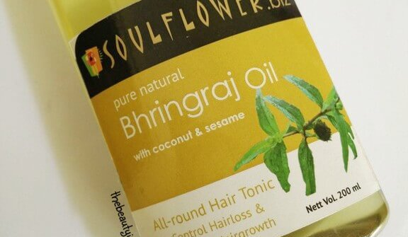 Soulflower Bhringraj Oil