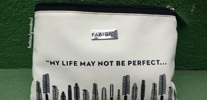 September 2016 Fab Bag