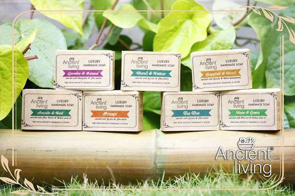 Organic Skincare Brands - Ancient Living