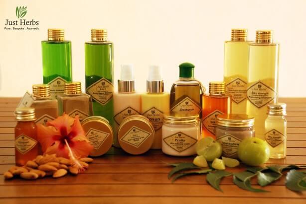 Organic Skincare Brands - Just Herbs