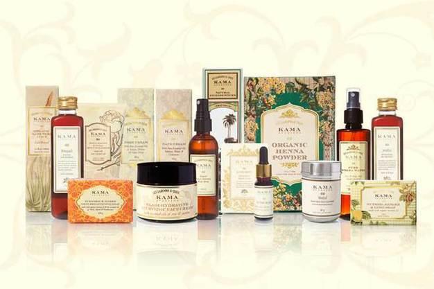 Organic Skincare Brands - Kama Ayurveda