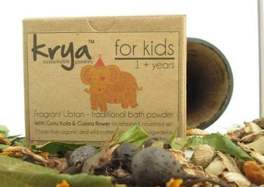 Organic Skincare Brands - Krya