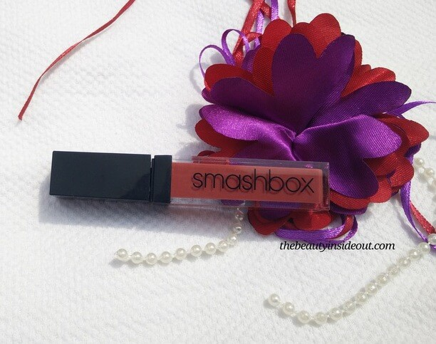 Smashbox Be Legendary Lip Gloss Disco Rose
