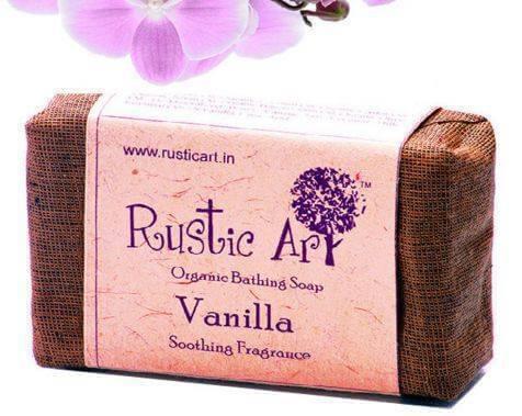 Organic Skincare Brands - Rustic Art
