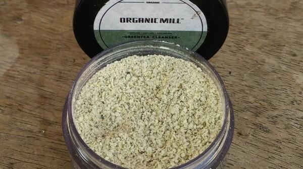 Organic Mill Green Tea Cleanser