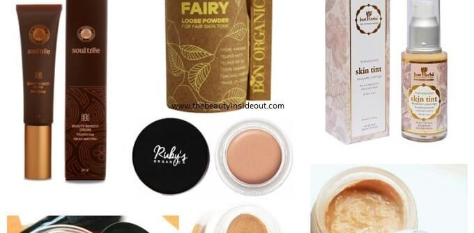 Best Natural & Organic Makeup Products in India