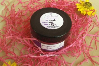 Aroma Essentials Strawberry Scrub