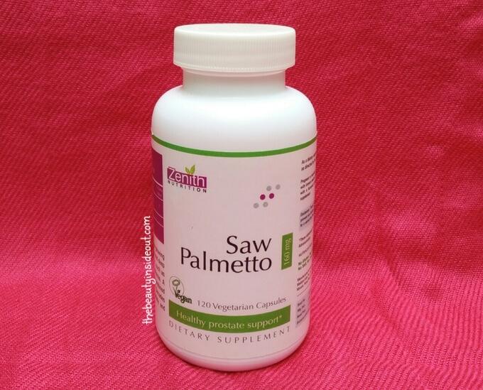 Zenith Nutrition Saw Palmetto
