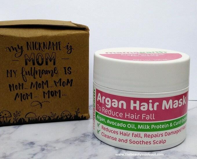 Mamaearth Argan Hair Mask