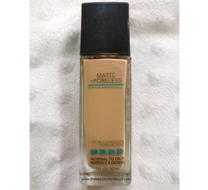 Maybelline Fit Me Foundation