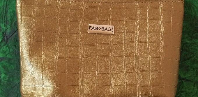 January 2018 Fab Bag