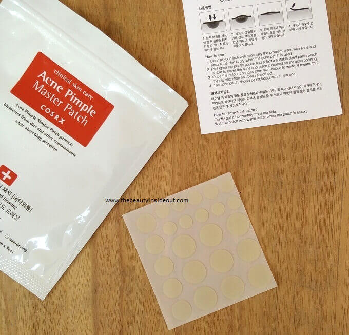 Cosrx Acne Pimple Master Patch Packaging