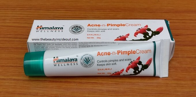 Himalaya Acne-n-Pimple Cream