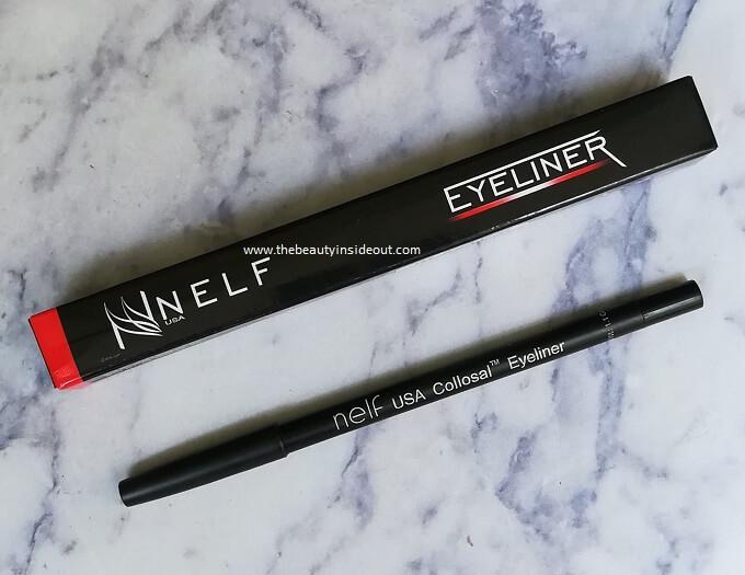 Nelf Cosmetics Colossal Eyeliner - Midnight Black
