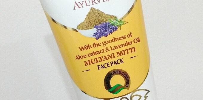 VLCC Ayurveda Multani Mitti Face Pack Review