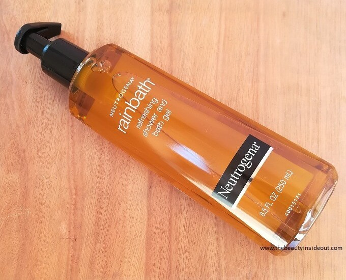 Neutrogena Rainbath Refreshing Shower Gel Review