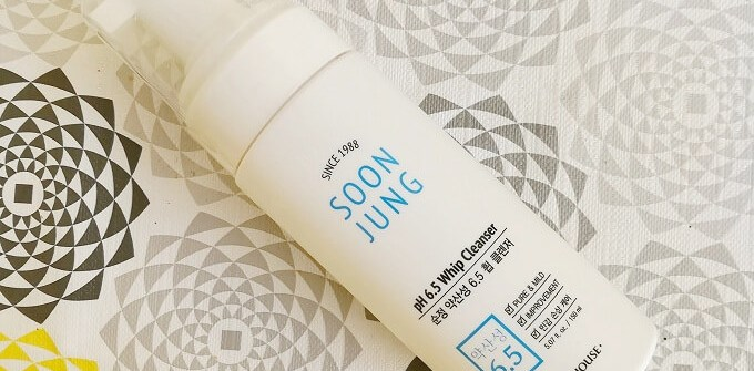 Etude House Soon Jung Cleanser Review