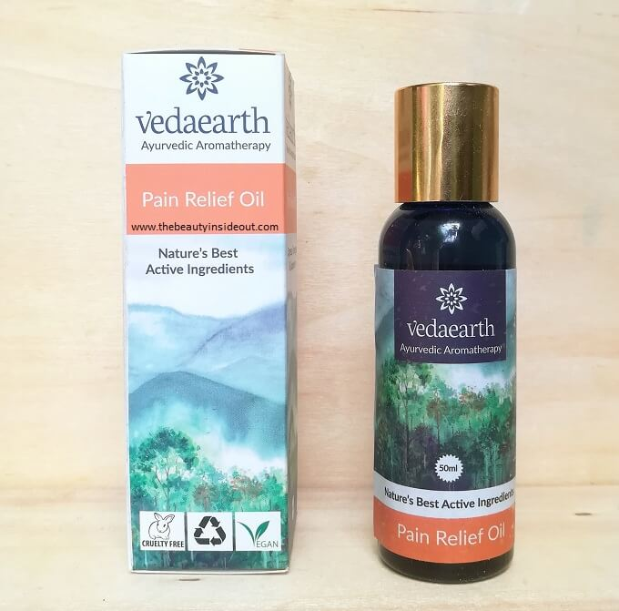 Vedaearth Pain Relief Oil